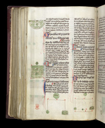 A Collection Of Astronomical And Mathematical Works f.138v